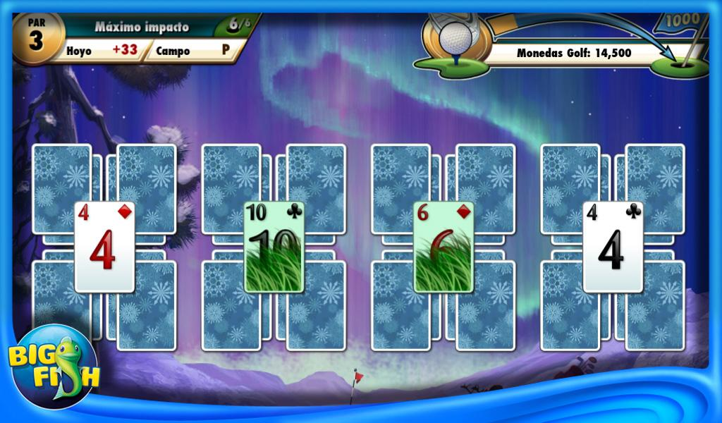 Fairway solitaire full para android for Fairway solitaire big fish games