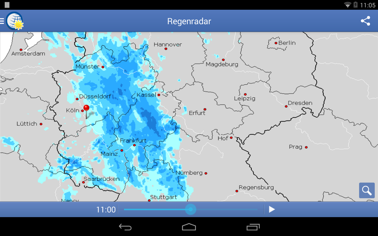 Weather & Radar - Free - Apps on Google Play