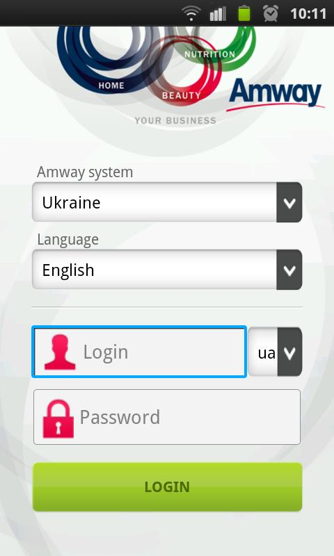 amway europe  russia para android