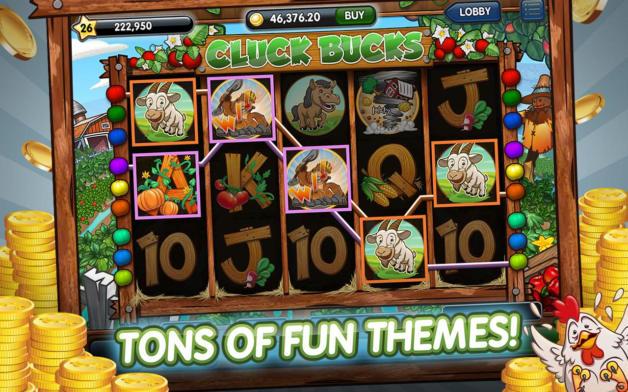 Slot machine gratis con jackpot